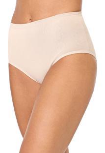 Calcinha Liz Hot Pant Lisa Bege
