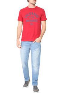 Calça Jeans Levis 511 Slim Fit - Masculino-Azul