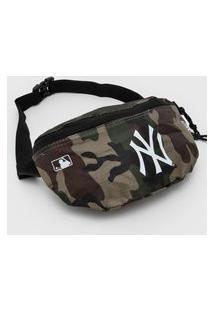 Pochete New Era New York Yankees Verde