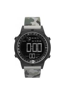 Relógio Mormaii Feminino Preto Analógico Mo2035Js8X