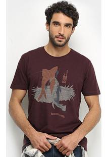Camiseta Forum Sea Masculina - Masculino