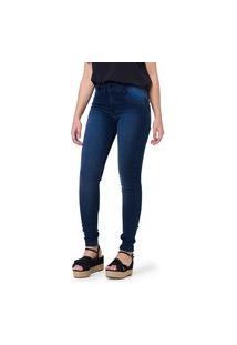 Calça Jeans Feminina Liso Bio