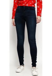 7ab7be2126d56 ... Jeans 720™ High Rise Super Skinny Estonado - Azul Escurolevis