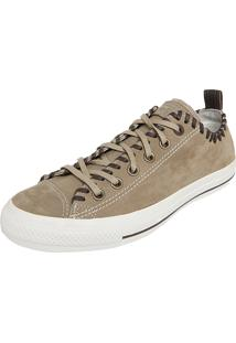 Tênis Converse All Star Ct As Leather Ox Verde
