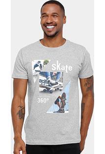 Camiseta Eagle Brasil Urban Color Masculina - Masculino