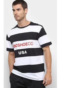 Camiseta Dc Shoes Especial Finterwald Masculina - Masculino