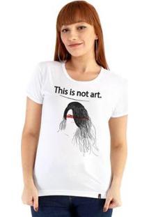 Baby Look Ouroboros No Art Feminino - Feminino