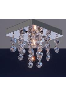 Luminária De Sobrepor 4,5W G9 Espelhado Pen1Lzsq Bronzearte
