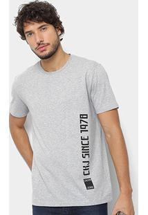 Camiseta Calvin Klein Since 1978 Masculina - Masculino