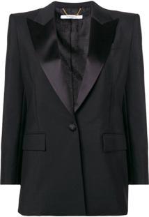 Givenchy Blazer Liso - Preto