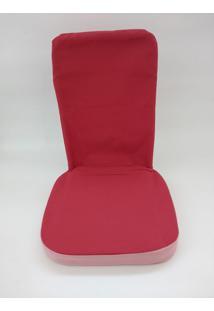 Cadeira Meditação Dobrável Estrutura Aço Assento Ekomat