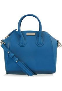 Bolsa Transversal Luiza Barcelos Bolsas Azul