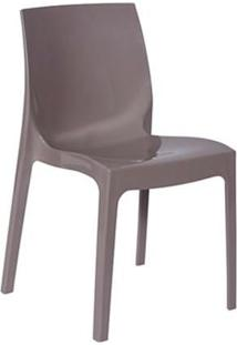 Cadeira Em Polipropileno Fendi