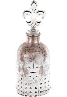Garrafa Perfumaria Decorativa Antique Ii Cobre