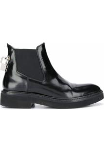Christopher Kane Ankle Boot Chelsea - Preto