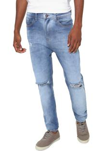 Calça Jeans O'Neill Skinny Rocker Azul