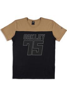 Camiseta Especial Game Brand Oakley