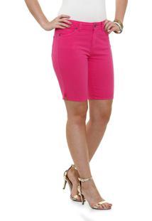 Bermuda Feminina Jeans Marisa