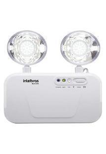 Luminária De Emergência Intelbras 2200 Lumens 2 Faróis Led Bivolt - Bla 2200 4632200