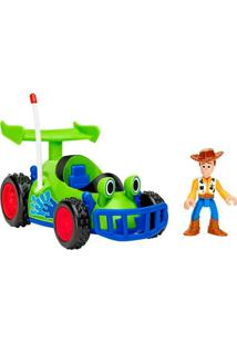 Imaginext Toy Story 4 Woody E Veículo - Mattel - Tricae