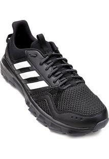 Tênis Adidas Rockadia Trilha Masculino - Masculino-Preto