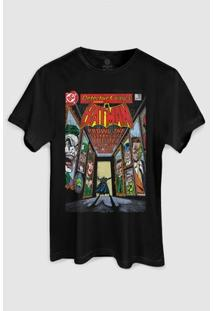 Camiseta Dc Comics Batman Rogues Gallery Bandup! - Masculino