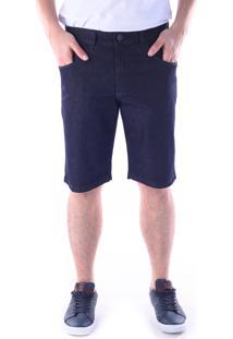 Bermuda 656 Jeans Traymon Blue Black