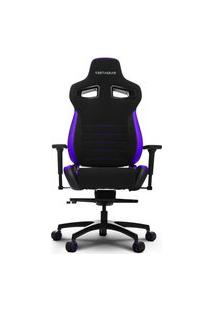 Cadeira Gamer Vertagear Racing Series P-Line Pl4500, Black/Purple - Vg-Pl4500-Bp