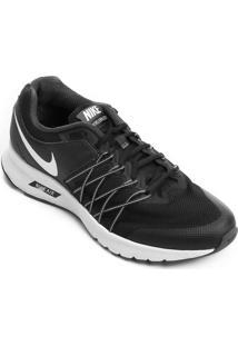 Tênis Nike Air Relentless 6 Msl Feminino - Feminino-Preto+Branco