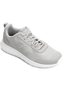 Tênis Adidas Cf Element Race Feminino - Feminino-Cinza+Prata
