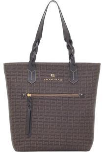 28762f570 ... Bolsa Smartbag Tiracolo Veneza - Feminino-Marrom