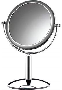 Espelho Para Bancada Dupla Face Platine Cromado