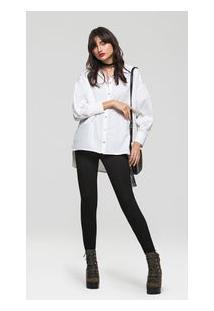 Camisa Oversized Anita Off White