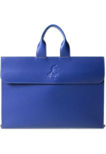 Pasta Artlux Notebook - Masculino-Azul