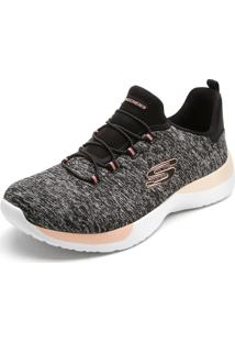 Tênis Skechers Dynamight Breakthrou Cinza