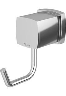 Cabide Para Banheiro Meber Block Cromado