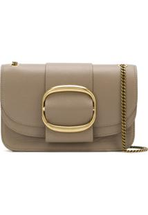 See By Chloé Hopper Crossbody Bag - Cinza