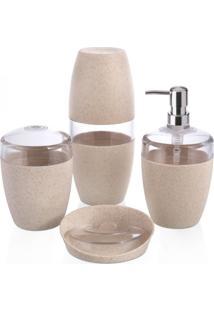 Conjunto Banheiro Ou Eco Marfim