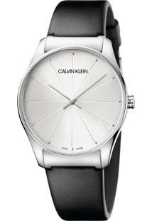 ef9b0622c647b Relógios Calvin Klein Inox masculino   Moda Sem Censura