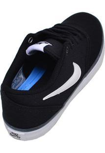 Tênis Masculino Casual Nike Preto