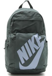 Mochila Nike Sportswear Elemental Verde