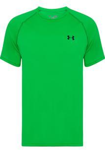 Camiseta Masculina Tech Tee Brazil - Verde