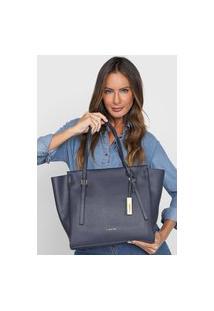 Bolsa Calvin Klein Lisa Azul-Marinho