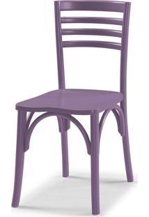 Cadeiras Para Cozinha Samara 83,5 Cm 911 Lilás - Maxima
