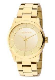 a7bb3e27cdc Relógio Analógico Premium Technos feminino