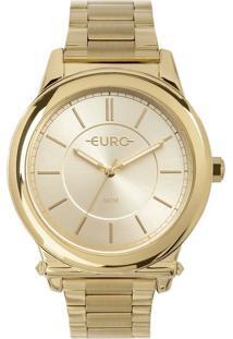 Relógio Feminino Euro Eu2036Ypz/4D Analógico 5Atm
