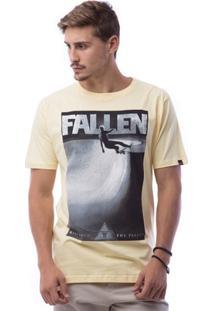 Camiseta Fallen Skate Track - Masculino