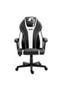 Cadeira Gamer Advanced Snake Naja Reclinavel Giratoria Preta E Branca 411