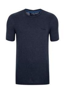 Camiseta Pierre Cardin Flow Masculina - Masculino