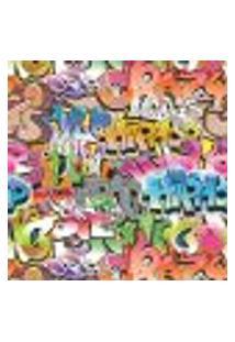 Papel De Parede Adesivo - Grafite - 014Ppd